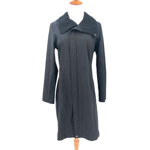 Icebreaker Jacket Merino Wool Lined Hooded Long